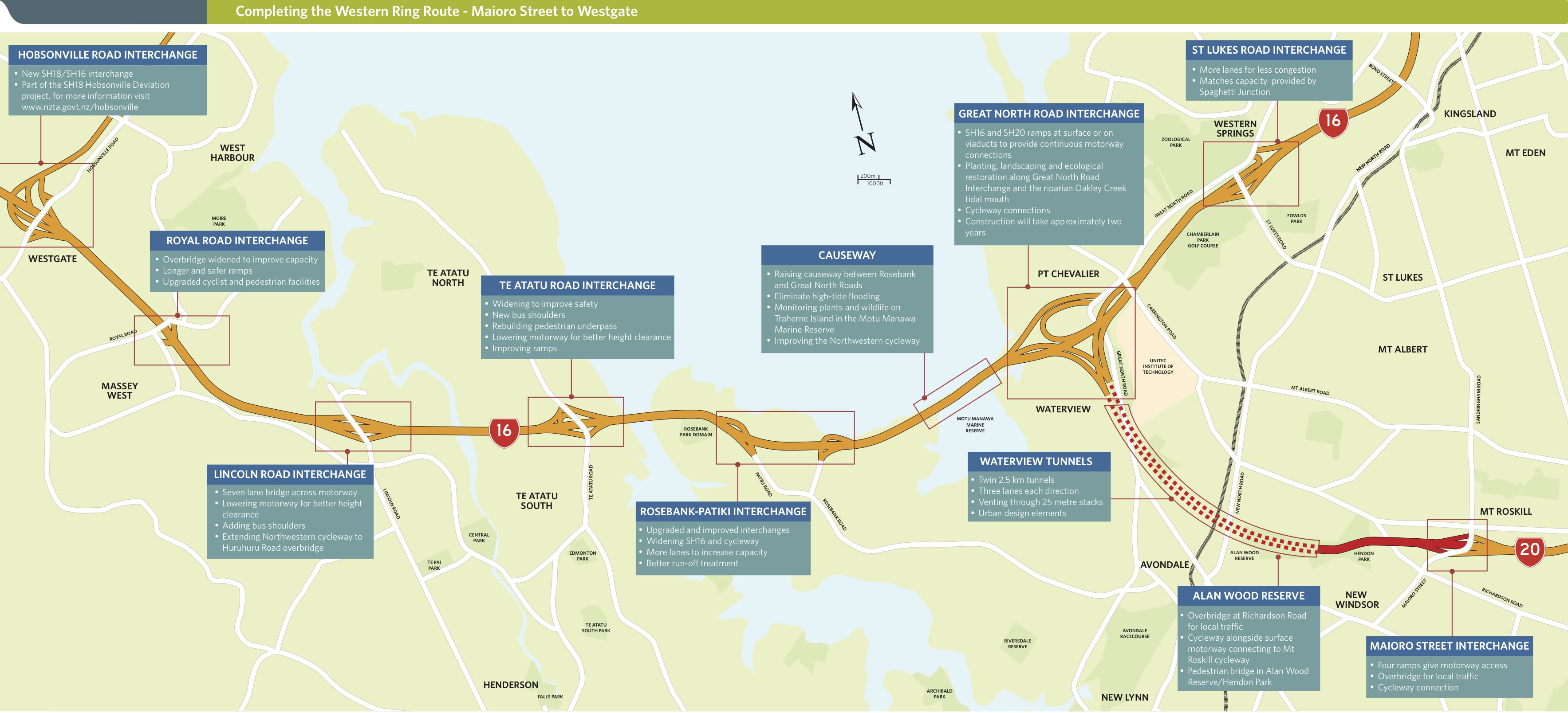 Waterview Resumes After Break Wrr Map 2 Tunnelling Journal