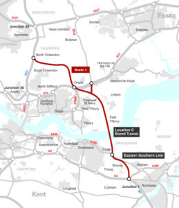 LTC Map red road P24