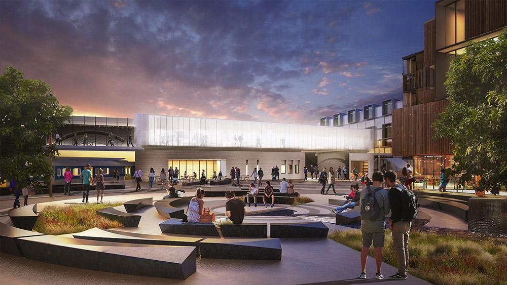 concept image auckland m eden city rail station