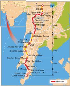 Mumbai Metro 2 1