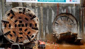 TBM Mum Shirl Barangaroo Breakthrough
