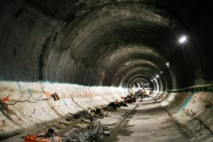 east link tunnel 201908